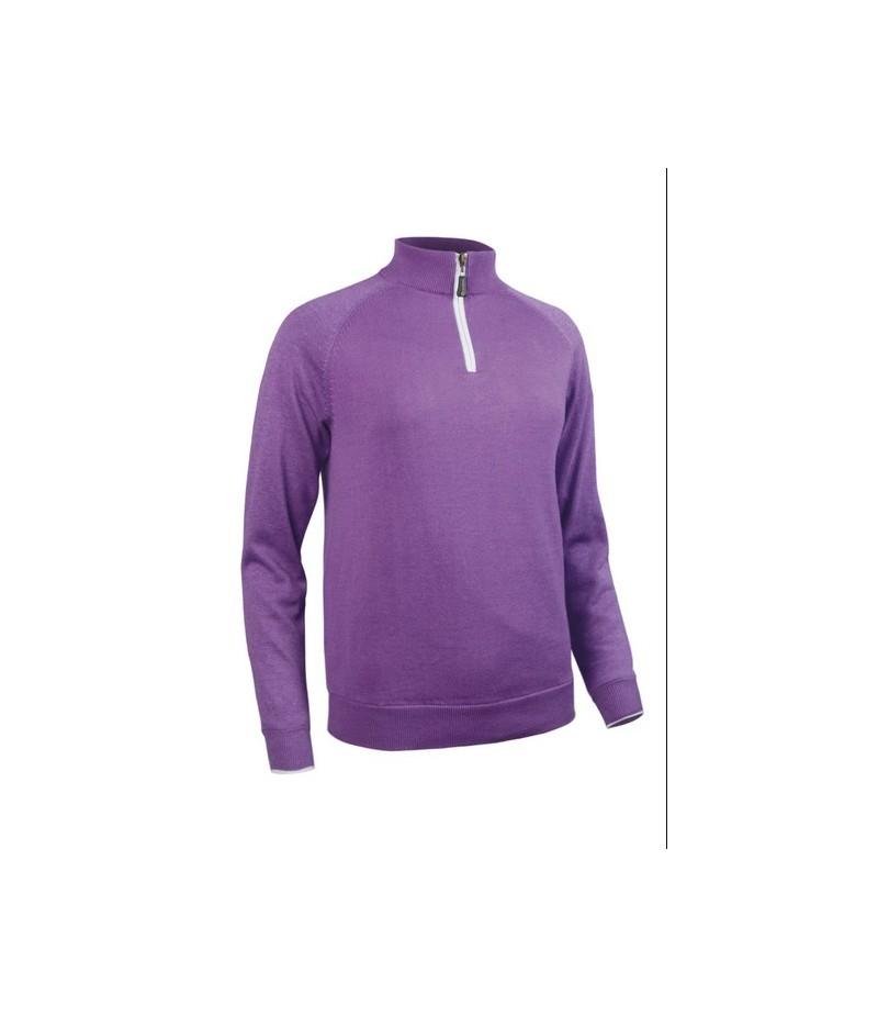 Sunderland of Scotland Ladies Zonda Lined winter sweater