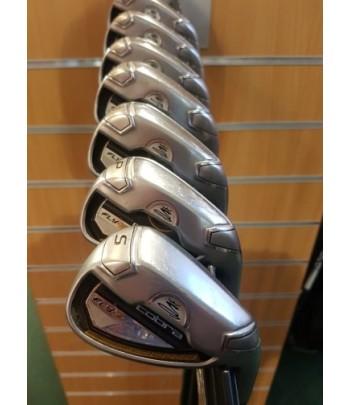 Cobra Fly Z irons  / 5-sw /  Graphite shafts / Reg flex