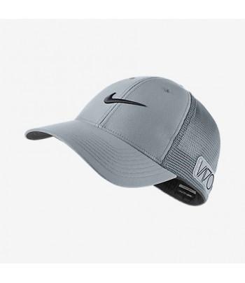 9f0494bf6f836 Nike Tour Legacy Mesh Flex Fit Cap Colour Blue force - Golf Warehouse UK