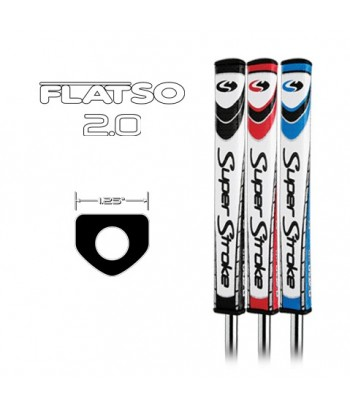 Super Stroke Flatso 2.0 Putter Grip