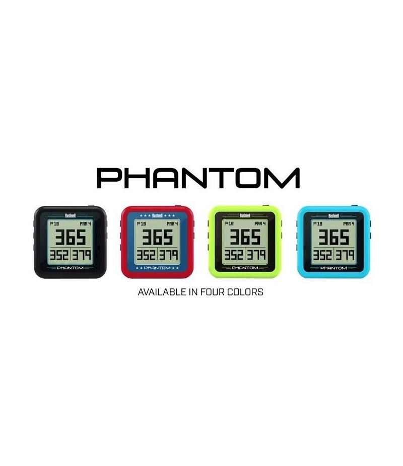 Bushnell Phantom GPS unit