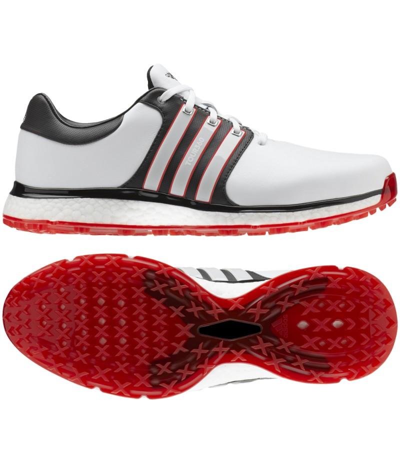 design intemporel d5c70 00d32 Adidas Tour 360 XT-SL Golf shoes Shoe size 7 Shoe width Medium Colour  White/Core Black/Scarlett