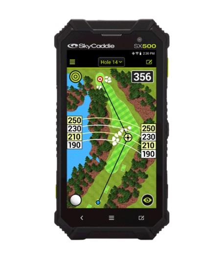 Skycaddie SX500 GPS unit