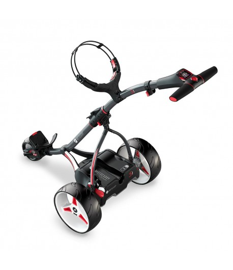Motocaddy S1 cart 18 hole lithium