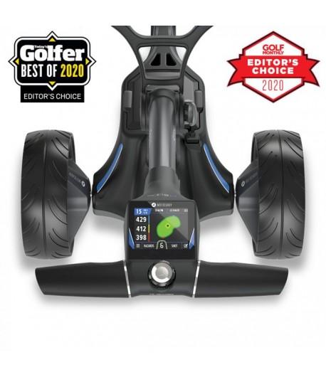 NEW MOTOCADDY M5 GPS Electric Trolley