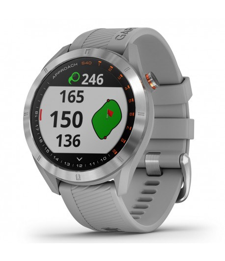 Garmin Approach S40 GPS watch (Grey)