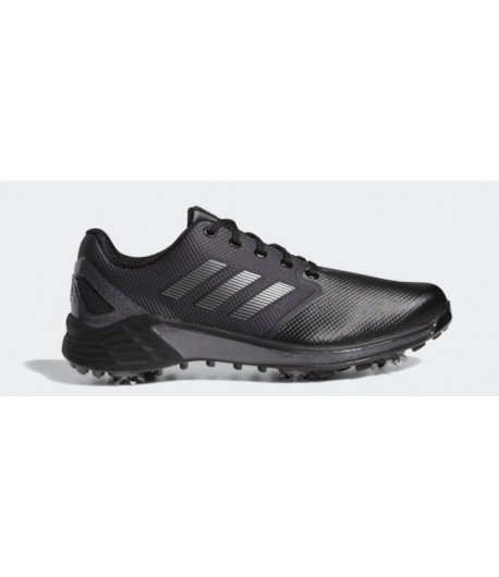 Adidas ZG21 Golf shoes.  Black