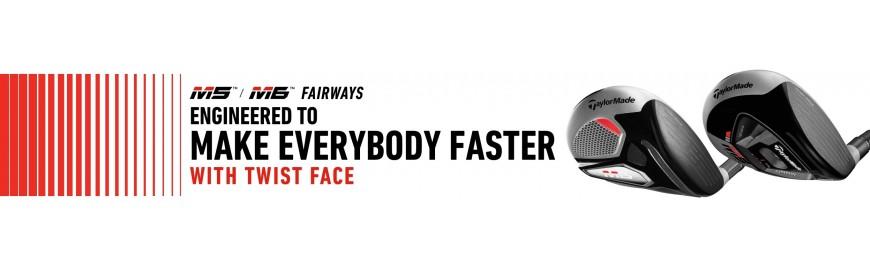 TaylorMade Fairway Woods | Quality Fairways